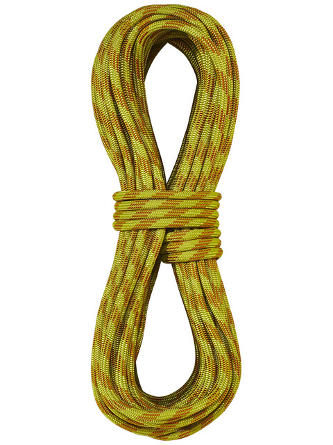 Edelrid Confidence - Corde d'escalade 8 mm/20 m - vert/orange